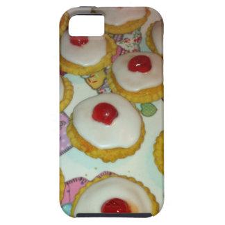 Cherry cake iPhone 5/5S cases
