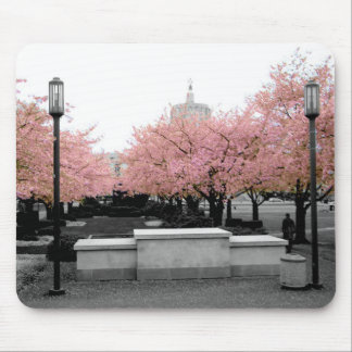 Cherry Capitol Mouse Pad