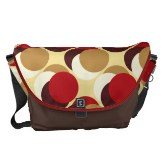 Cherry Cheesecake Courier Bag