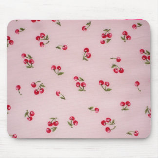 Cherry, Cherry Quite Contrary Mouse Pad