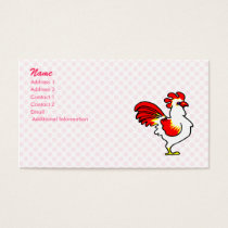 Cherry Chicken Business Card