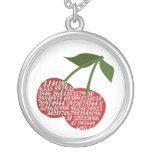 Cherry Complete Pi Custom Jewelry