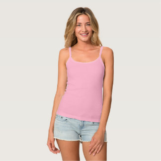 Cherry Composition tank top