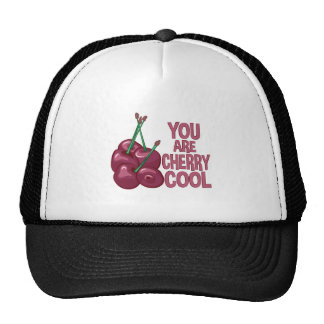 Cherry Cool Trucker Hat