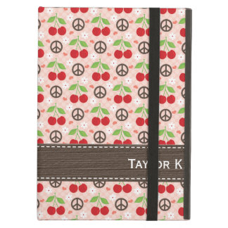 Cherry Cover For iPad Air