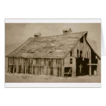 Cherry Creek Barn Card
