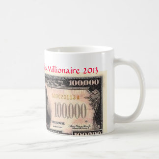 cherry creek schools prize coffee mug