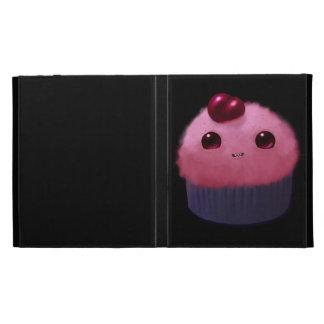 Cherry Cupcake iPad Folio Covers