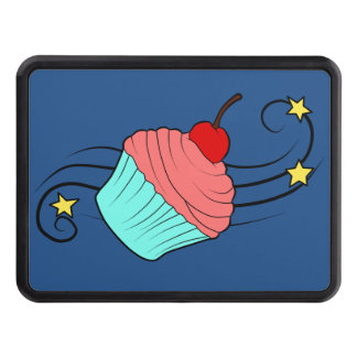 Cherry Cupcake Hitch Cover