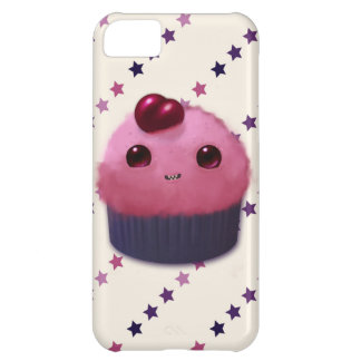Cherry Cupcake iPhone 5C Cover