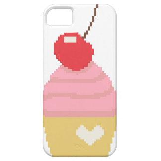 cherry cupcake iPhone SE/5/5s case