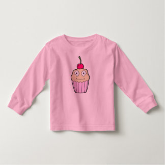 Cherry Cupcake Toddler T-shirt