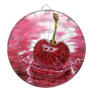 cherry dartboard
