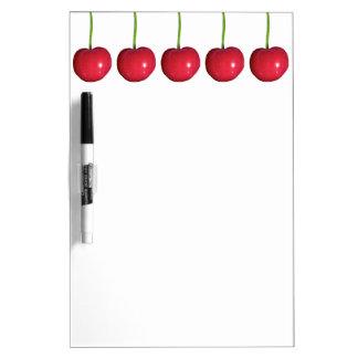 Cherry Dry-Erase Board