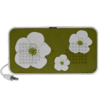 Cherry Flower Portable Speakers