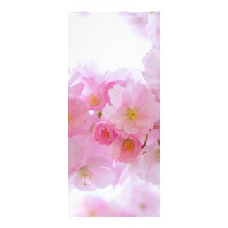 Cherry Flower Rack Card