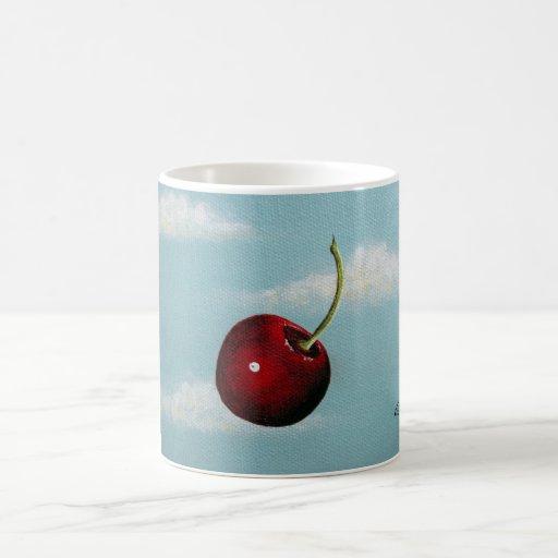 Cherry Free Fall Mug