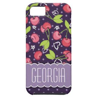 Cherry Fun iPhone 5 Case
