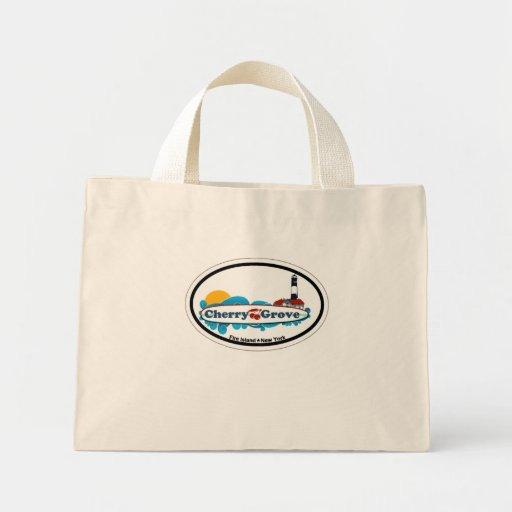 Cherry Grove. Canvas Bags