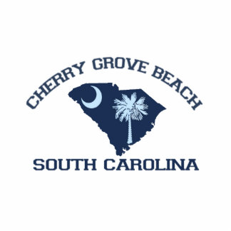 Cherry Grove Beach Photo Sculpture
