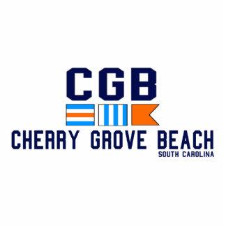 Cherry Grove Beach Photo Cutouts
