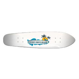 Cherry Grove Beach. Skateboard