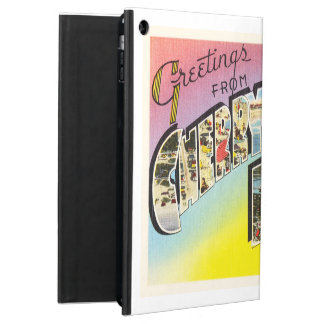 Cherry Grove Beach South Carolina SC Old Postcard- iPad Air Case