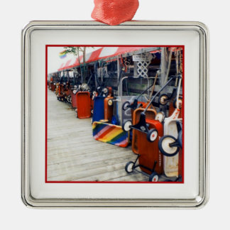 Cherry Grove Pride Wagon Ornament