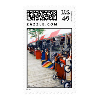 Cherry Grove Pride Wagon Postage