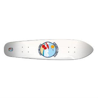Cherry Grove Custom Skateboard
