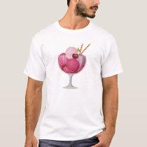 Cherry Ice Cream T-Shirt