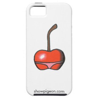 Cherry in a Thong iPhone SE/5/5s Case