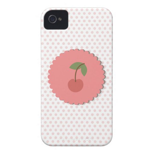 Cherry iPhone 4 Covers