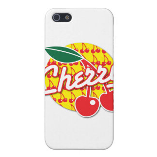 Cherry iPhone SE/5/5s Cover