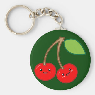 Cherry Keychain