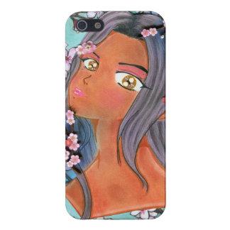 Cherry Klip Case For iPhone SE/5/5s