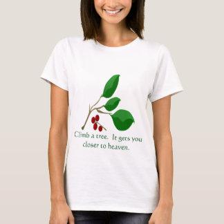 Cherry Laurel T-Shirt