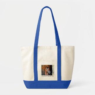 Cherry Lodge Tote Bag