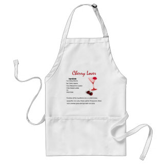 Cherry Lover Adult Apron