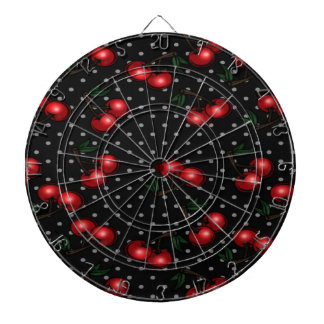 Cherry madness dartboard