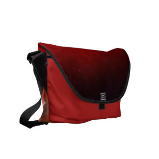 Cherry Messenger Bags