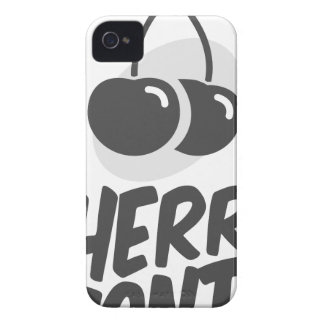 Cherry Month - Appreciation Day iPhone 4 Case