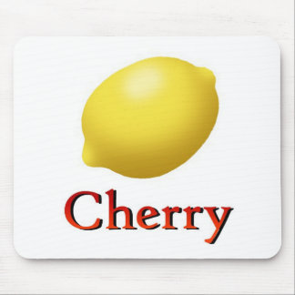 Cherry Mouse Pad