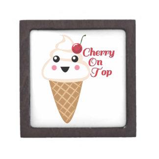 Cherry On Top Premium Gift Box