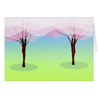 Cherry Orchard Card