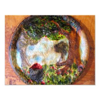 Cherry Orchard Pie Card