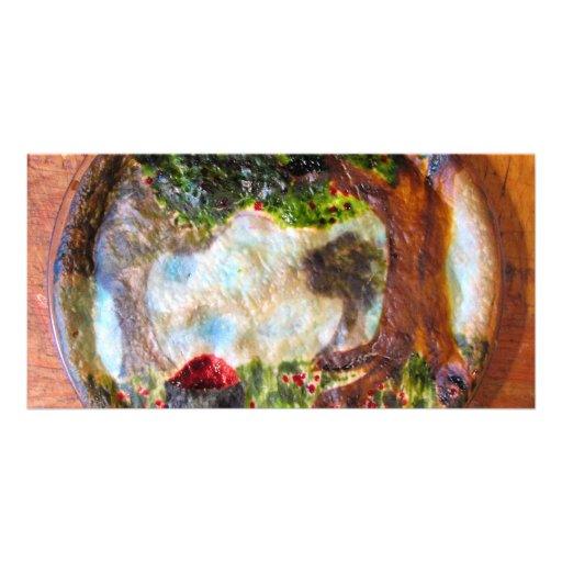 Cherry Orchard Pie Picture Card