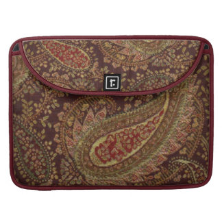 Cherry Paisley Macbook Pro 15 Rickshaw Case