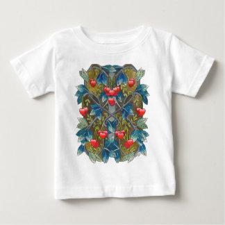Cherry pattern baby T-Shirt
