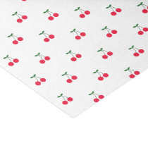 Cherry Pattern Tissue Paper